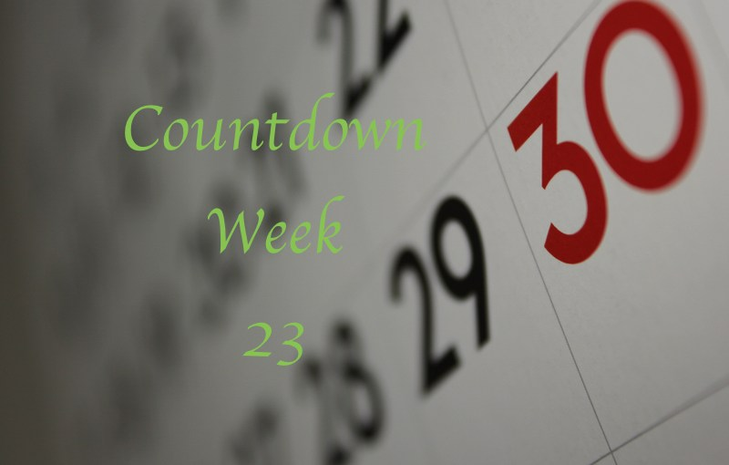 Mike's Countdown to 195: Week 23