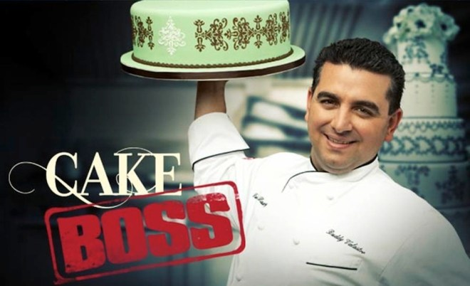 CAKE BOSS from TLC