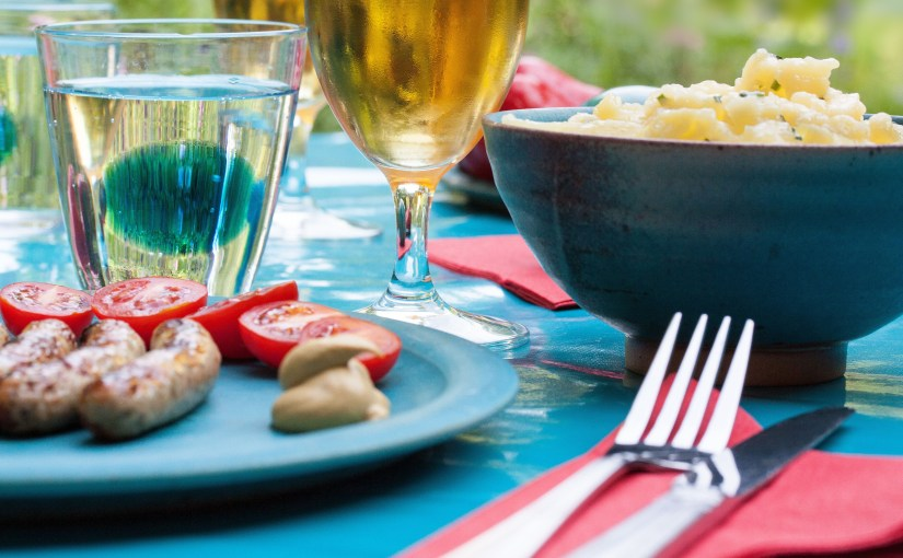 Summer party foods