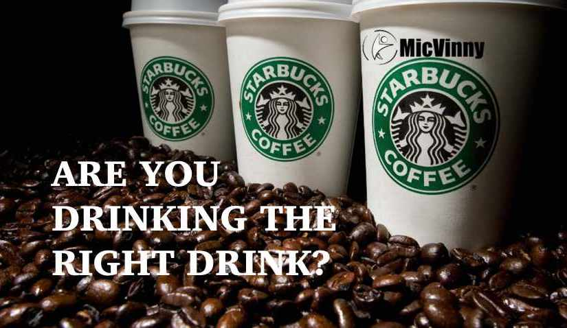 The Best Starbucks Drinks That Will Keep You Lean