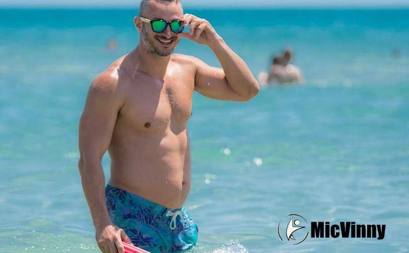 How to create your own Beach body from MicVinny