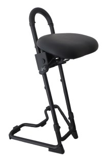STEYBIL Sit-Stand Stool by Mey Chair Systems : ErgoCanada ...