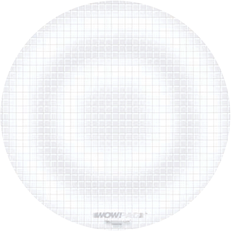WowPad Circular Mousing Surface by Microthin : ErgoCanada