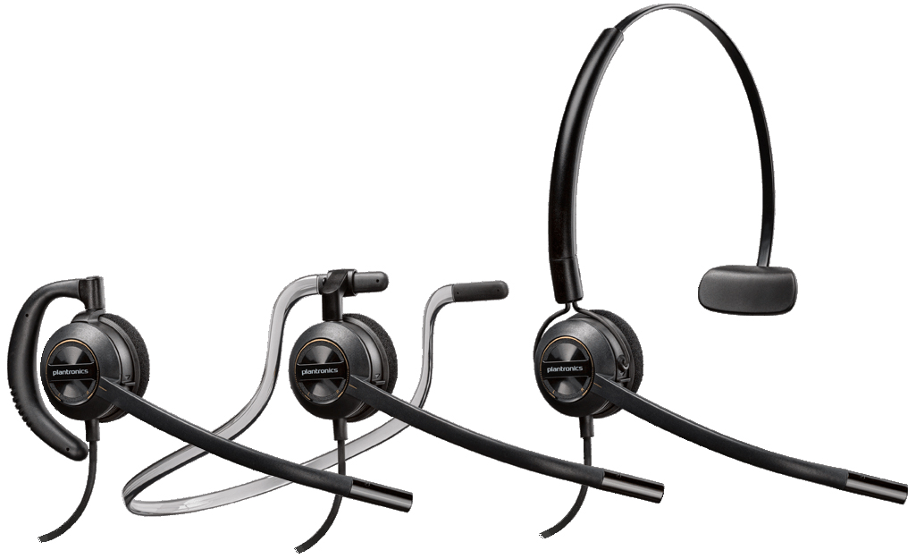 Plantronics EncorePro HW540 Headset by Plantronics