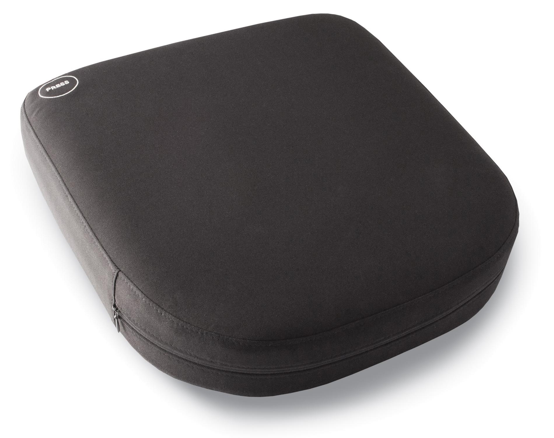 SupporTech Adjustable Memory Foam Seat Cushion by Prestige