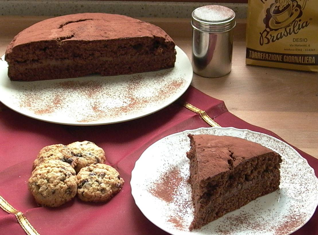 Ricetta torta al cioccolato con pere