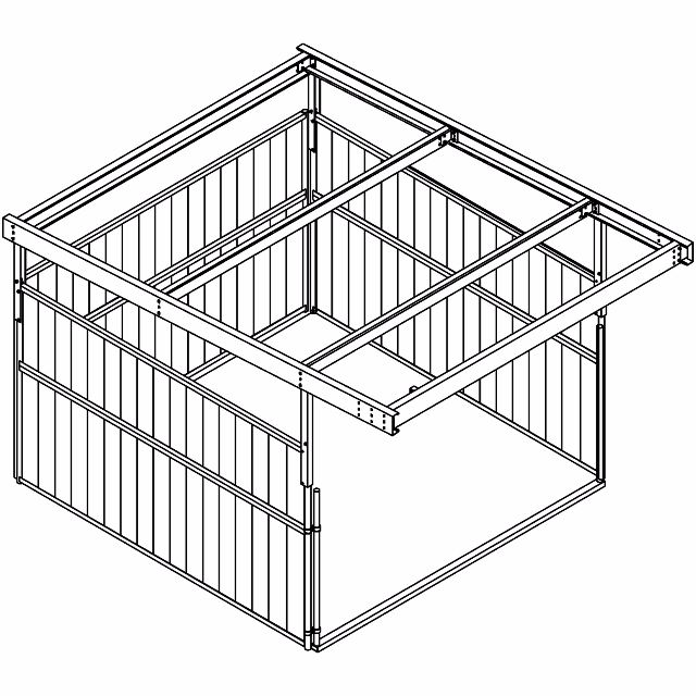 Modular Horse Shelters