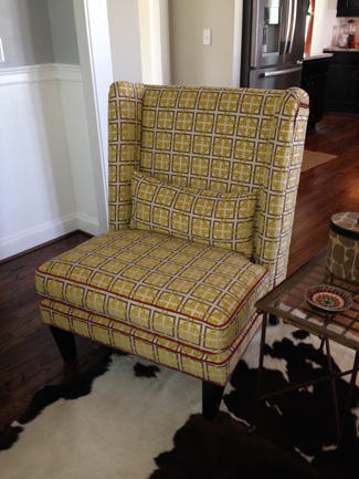 Our Upholsterers Pick Up Your Furniture At Your Home; Bring It To Their  Workshop; And Return A Professionally Reupholstered Piece That Will Look  Amazing In ...