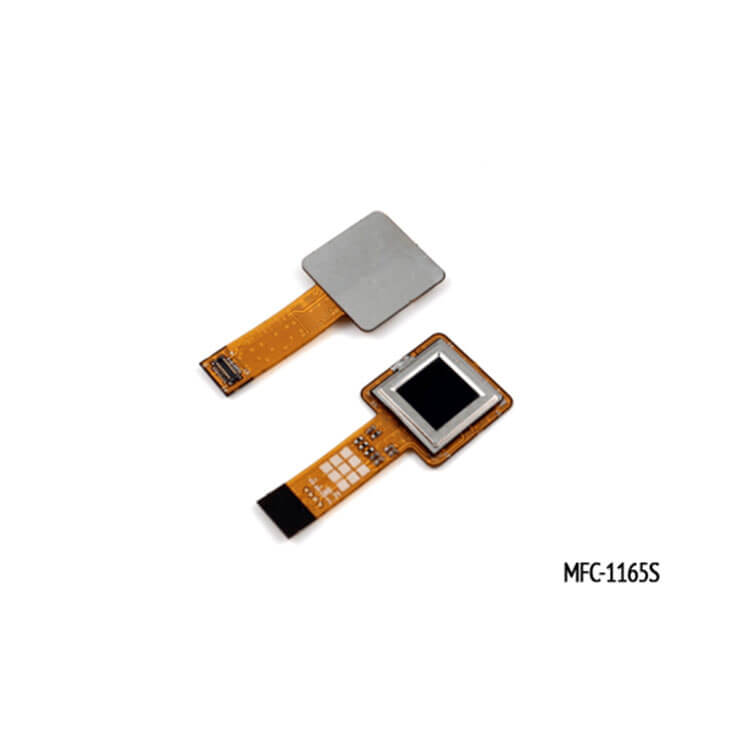 MFC-1165 Fingerprint sensor with SPI interface