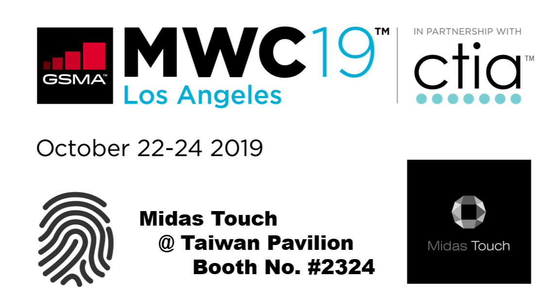Midas Touch will participated WMC 2019 at Lose Angels Convention Center