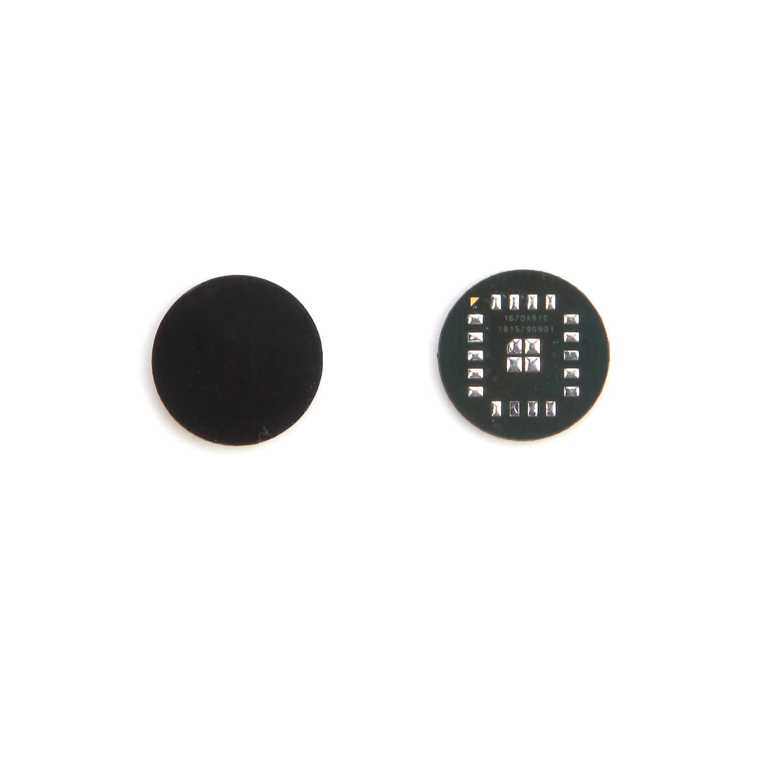 Low-Cost Mini 82*62 pixel Circular Fingerprint Sensor | Midas Touch