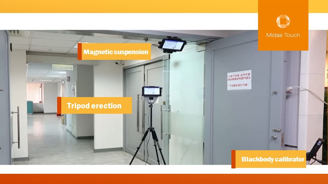 COVID-19 Thermal Detection System_Midas Touch