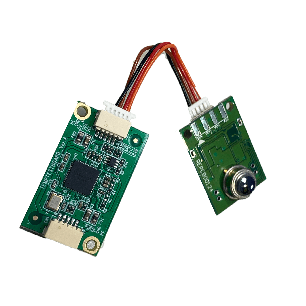 Thermal sensor mdoule |Midas Touch