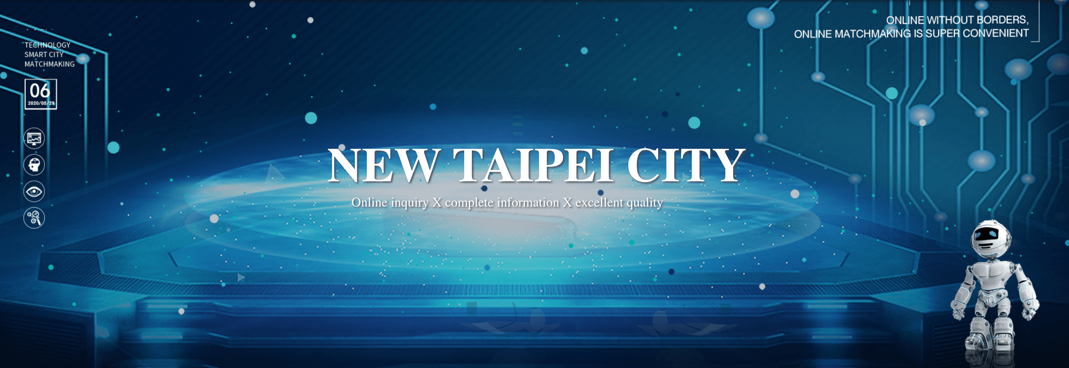 New Taipei City Match Making_Midas Touch