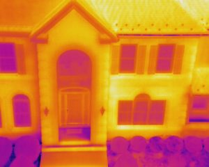 Drone Services for for thermal inspections