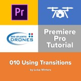 010 Premiere Pro Tutorial: Using Transitions