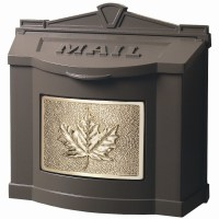All Residential Wall Mount Mailboxes