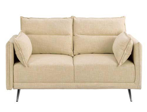 Casa Andrea Milano - Two-seat Sofa Midcentury - Beige