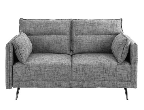 Casa Andrea Milano - Two-seat Sofa Midcentury - Grey