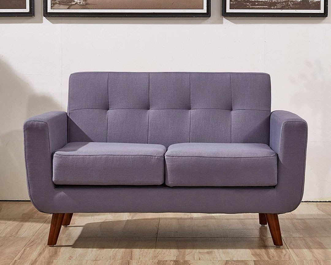 Container Furniture Direct - Rainbeau Loveseat - Featured