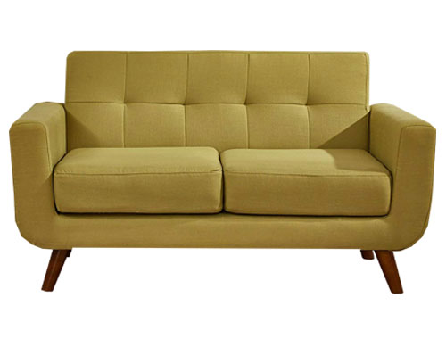 Container Furniture Direct - Rainbeau Loveseat - Green