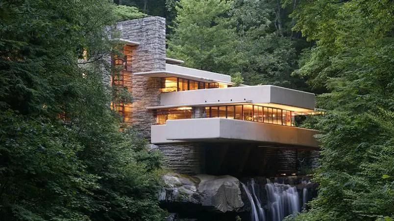 Casa Kaufmann Architettura