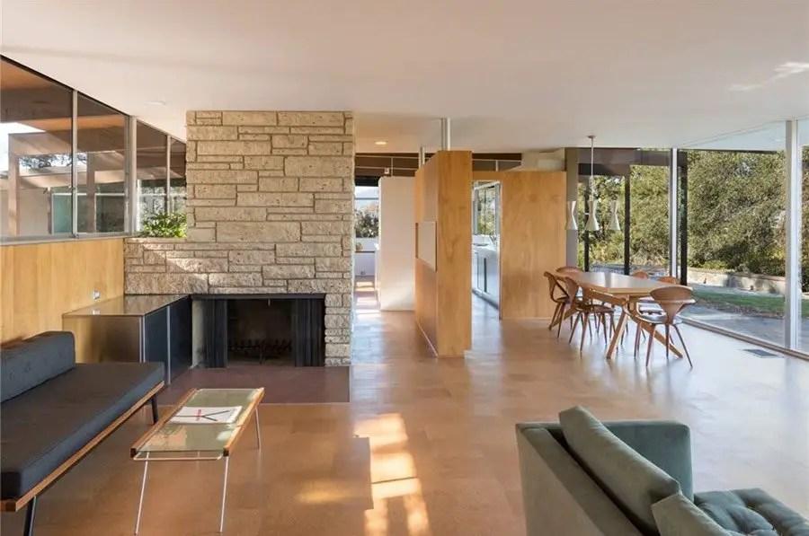 Richard Neutras Nature Oriented J M Roberts Residence