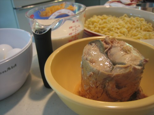 Salmon Egg Casserole 006