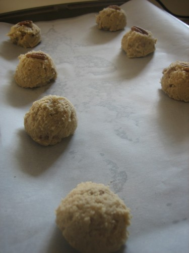 Brown Sugar Cookies and Thanksgiving Dinner 031
