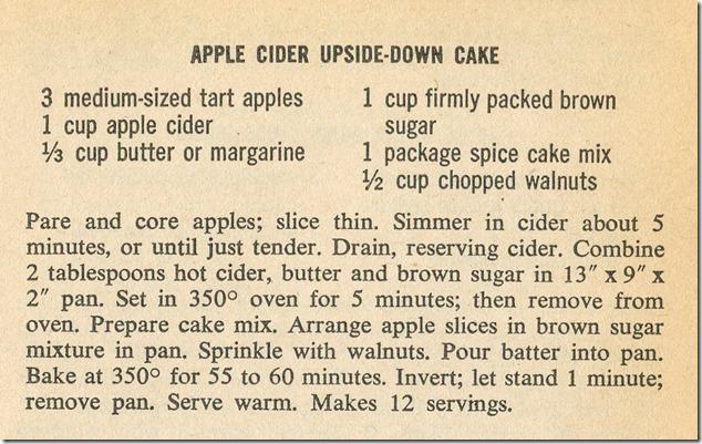 Apple Cider Upside-Down Cake001