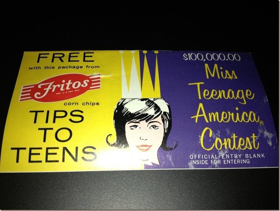 Fritos Tips To Teens