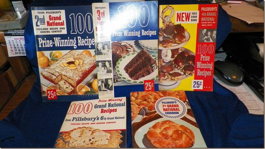 Pillsbury Baking Contest