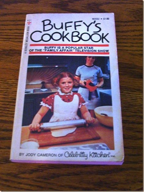 Buffy Cookbook II