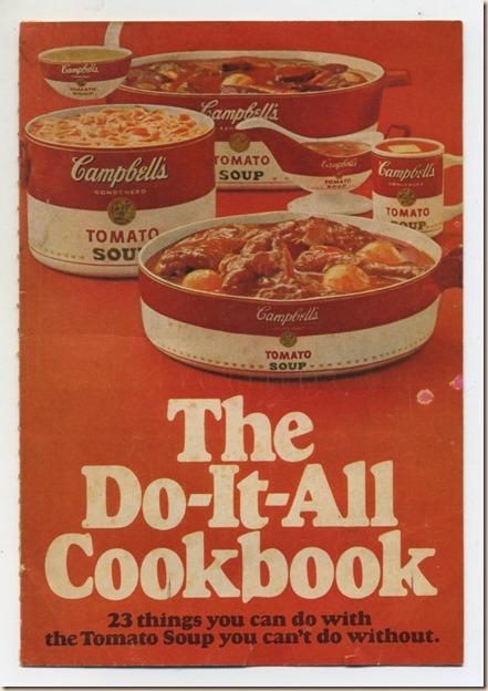 Campbells Soup Cookbook