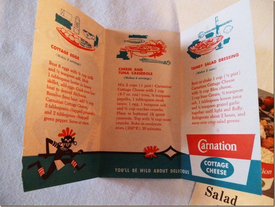 Carnation Booklets II