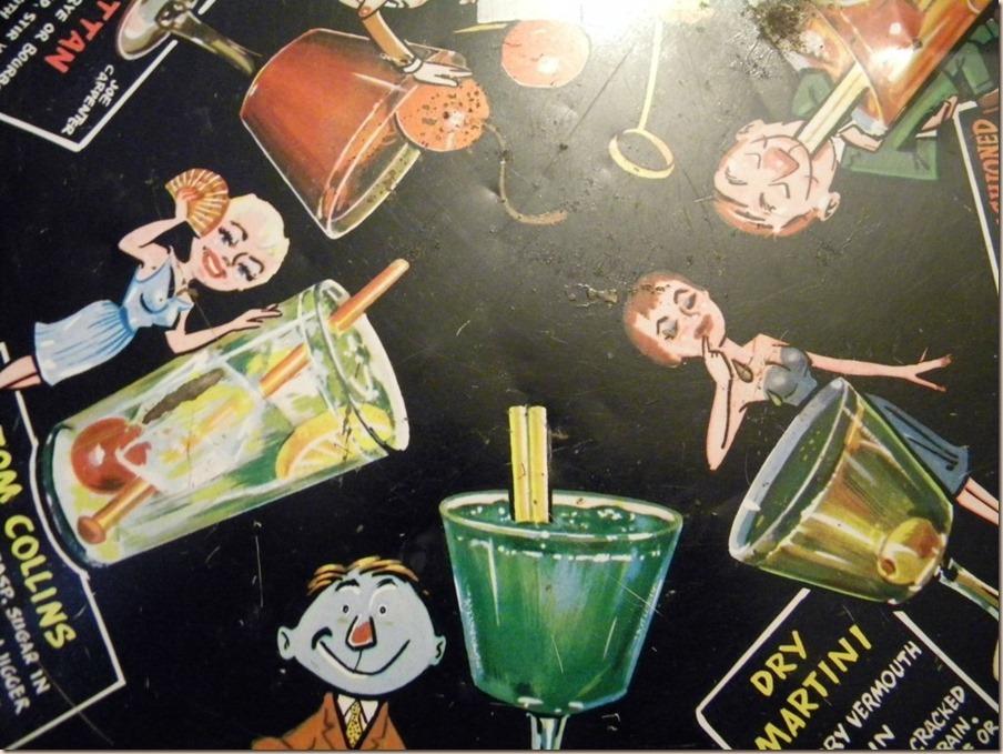 Drink Tray III