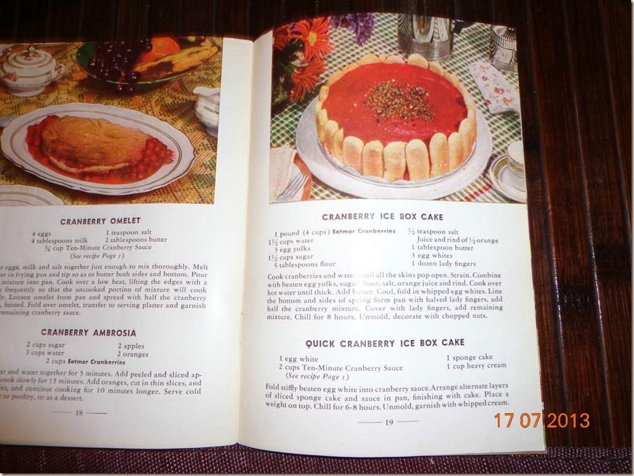 Eatmoor Cranberries II