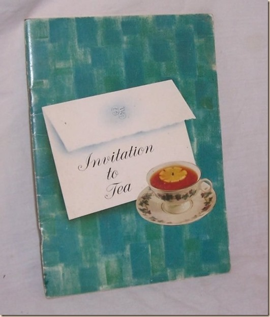 Invitation To Tea