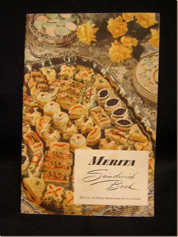 Merita Sandwich Book