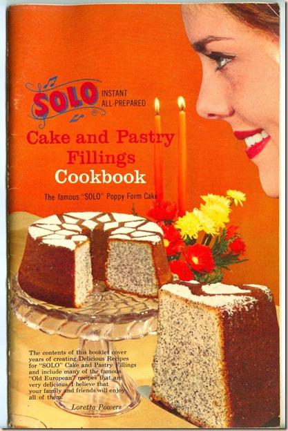 Solo Cake Filling