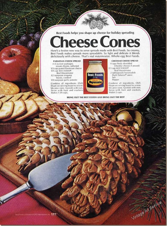Cheese Cones