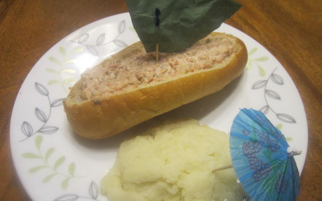Ham Boats – Mid-Century Recipe Guest Test Sunday