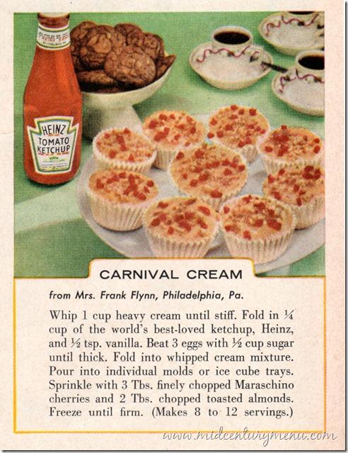 Heinz Carnival Cream001 p