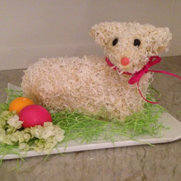 Cosby's Lamb Cake