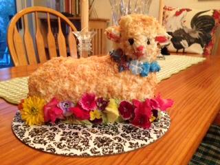 Debra's Lamb