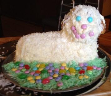 Greg's Lamb