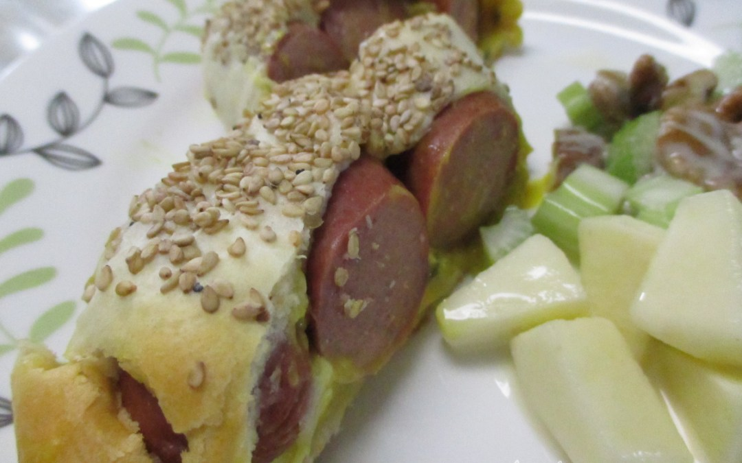 Frankfurters in Crust – Mid-Century Recipe Guest Test Sunday