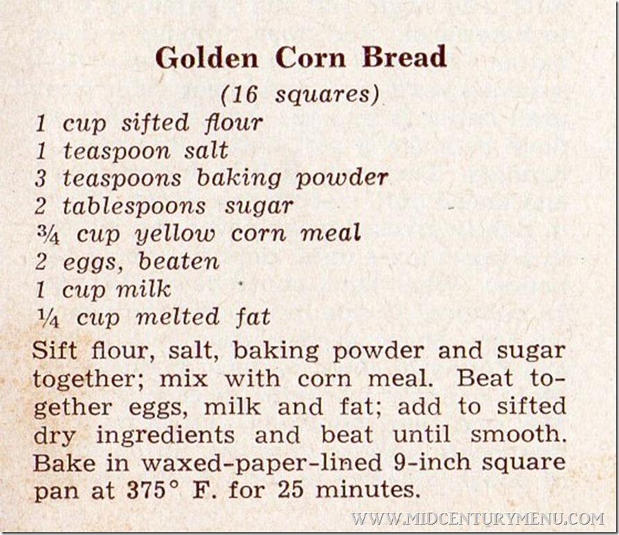 Golden Cornbread001