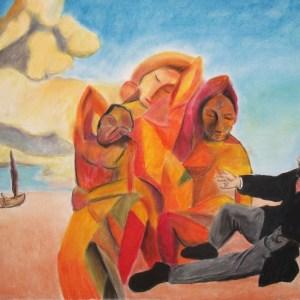 Dali, Picasso, Manet
