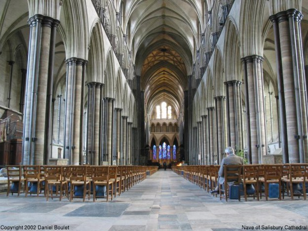 Salisbury Cathedral, Salisbury, United Kingdom